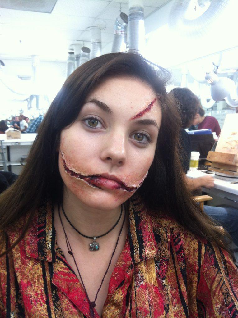 Special FX Make-up — World's Make-up School